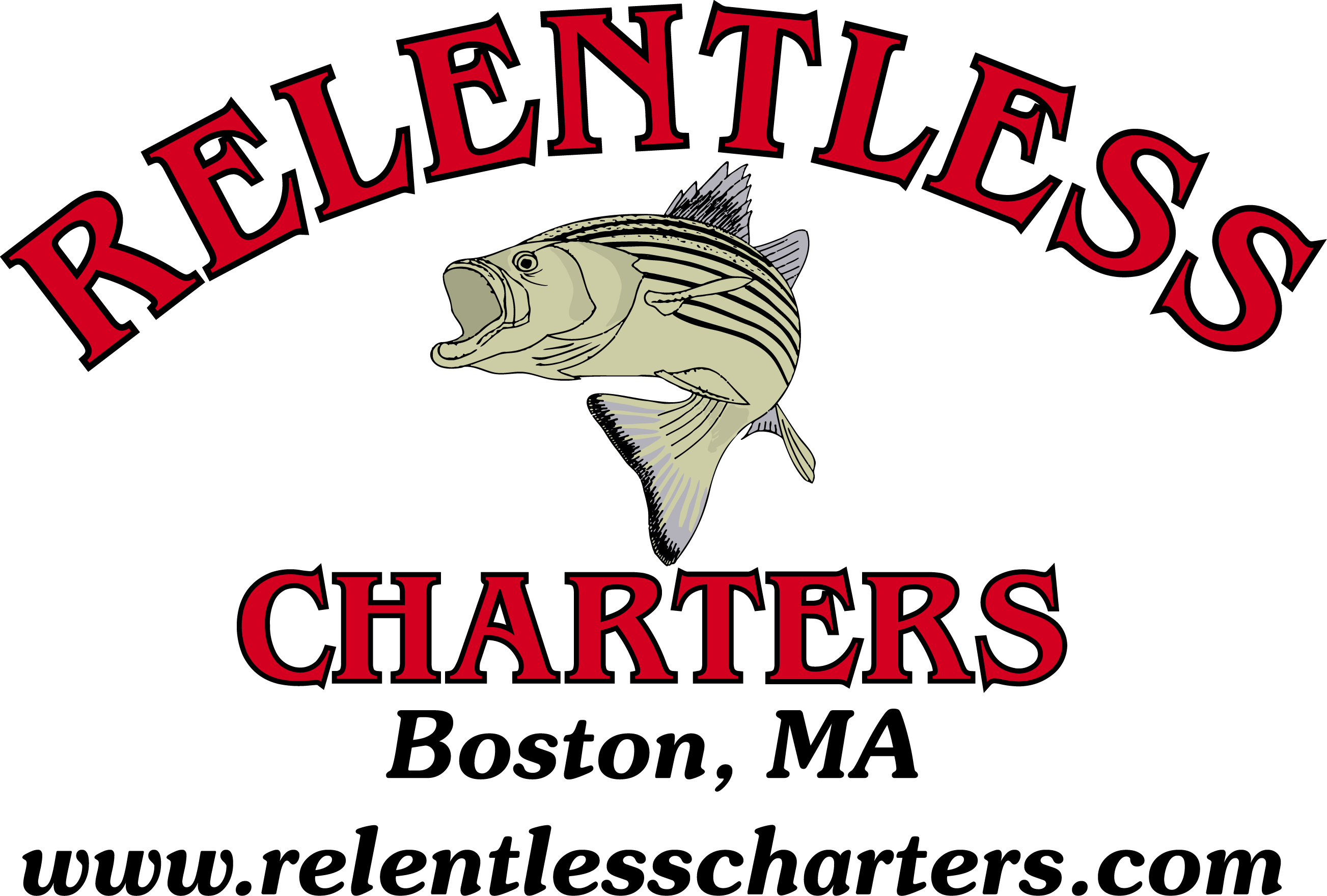 Relentless charters boston harbor ma for Boston harbor fishing report
